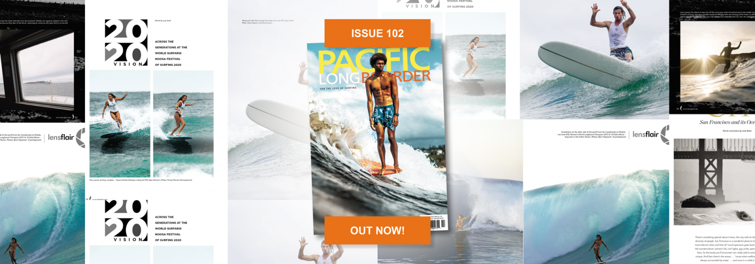 Pacific Long Boarder Banner
