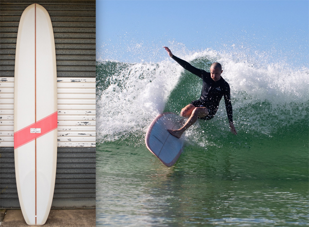 Image 1 for Subscribe and WIN a Nose Sugar from Fine Surfcraft by Andrew Warhurst - our 88th giveaway board!