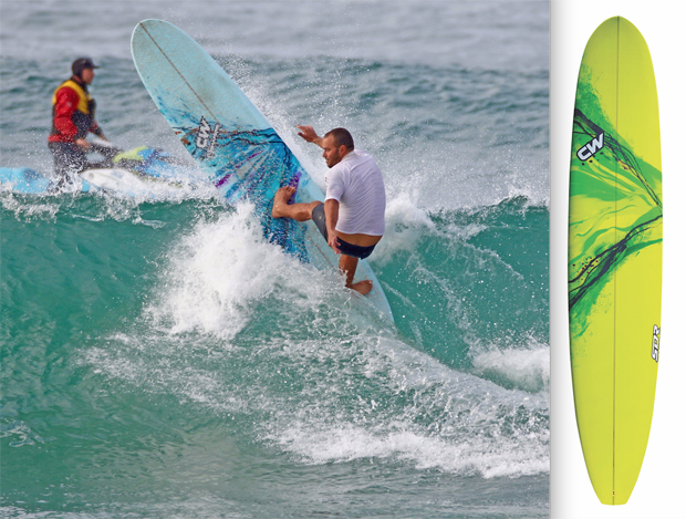 Image 2 for David scores the Clearwater Viper – our 83rd subscriber board winner!