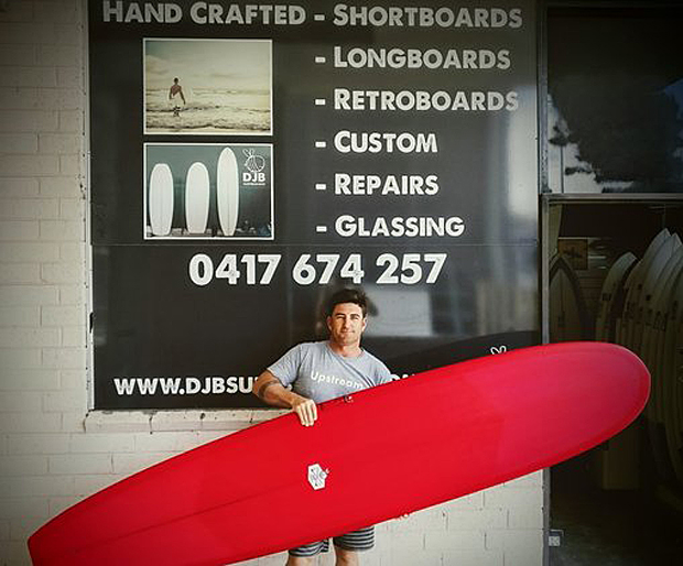Image 2 for Shape your own board with Dan Bekis at DJB Surfboards