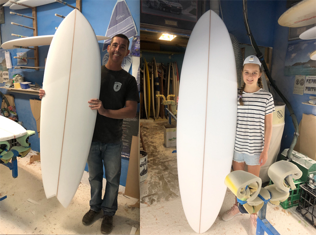 Image 5 for Shape your own board with Dan Bekis at DJB Surfboards