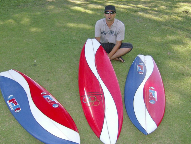 "Image 4 for THE WILKERSON SURFCRAFT ""MOJO"" WINNER!"