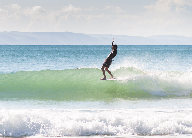 """Image 2 for The Fine Surfcraft """"Pilsner"""" lands with our 91st subscriber board winner on Victoria's Mornington Peninsula"""