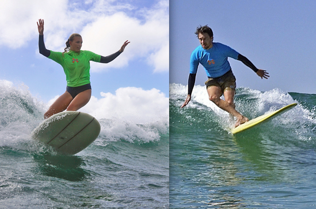 Image 1 for The new Rip Curl Lennox Longboard One Dayer