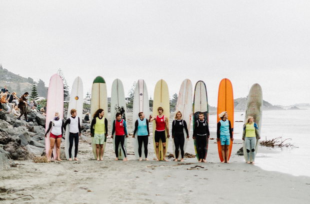 Image 3 for New Zealand's Single Fin Mingle – wrap and photos
