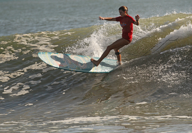 Image 1 for Pro divisions and ams – latest news from Agnes Water Longboard Classic 2021