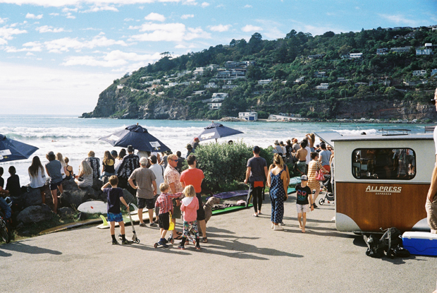 Image 2 for The Single Fin Mingle Traditional Surfing Festival – NZ South Island