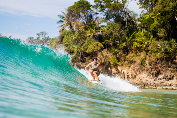 Image 3 for WSL Longboard Tour, Day 1 Noosa – wrap & photos