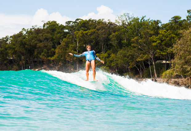 Image 4 for WSL Longboard Tour, Day 1 Noosa – wrap & photos