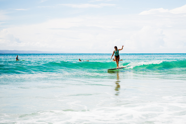 Image 5 for WSL Longboard Tour, Day 1 Noosa – wrap & photos