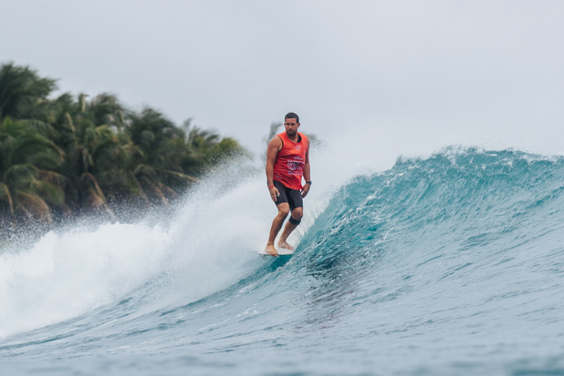 """Image 1 for A cranking day at """"The Left"""" – World Longboard Champs in Taiwan – wrap, results, photos"""