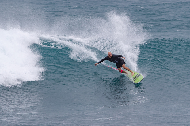 """Image 5 for A cranking day at """"The Left"""" – World Longboard Champs in Taiwan – wrap, results, photos"""