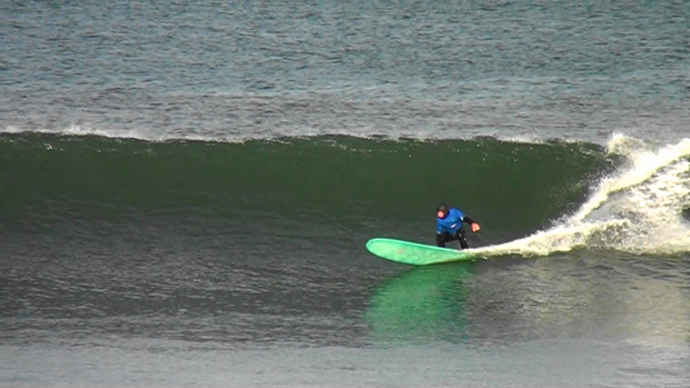Image 5 for Victoria: Surfcoast Longboarder's annual Winter Classic – and they're throwing down the gauntlet to you Queenslander and NSW wimps