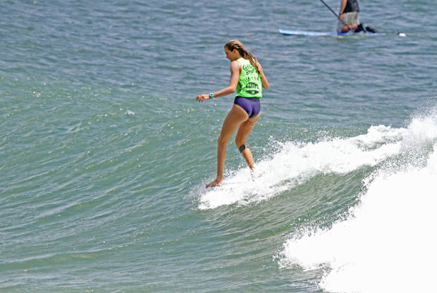 Image 1 for Entries commence for the WSL Noosa Longboard Open