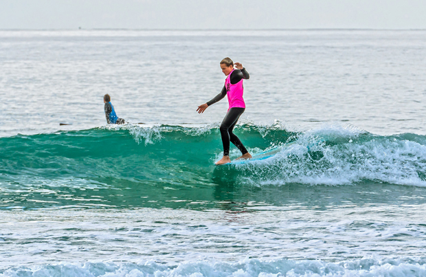 Image 4 for Longboards and Kiwi Lifeguards style up on the solstice - wrap & photos