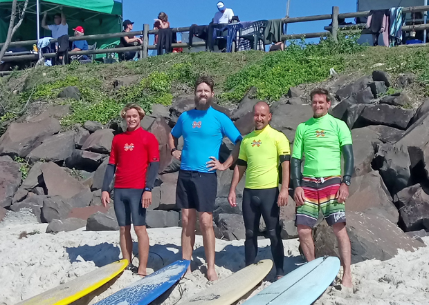 Image 3 for The 22nd Lennox Longboard Classic  - Wrap & Results