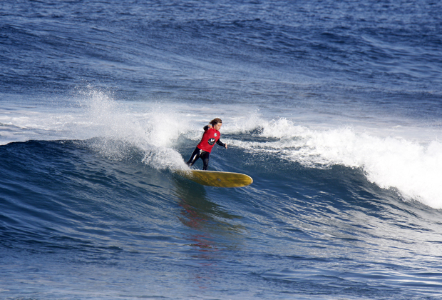 Image 5 for Cracking waves for the Volte Wetsuits WA Longboard Titles – wrap, results & photos