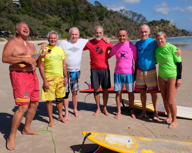 Image 5 for The world's longest running single-fin event - the Byron Bay Classic, wrap & photos