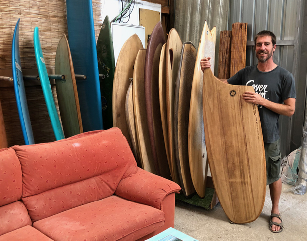 Image 2 for Cantabria anyone? Fine times ahead at the European Wooden Surfboard Day