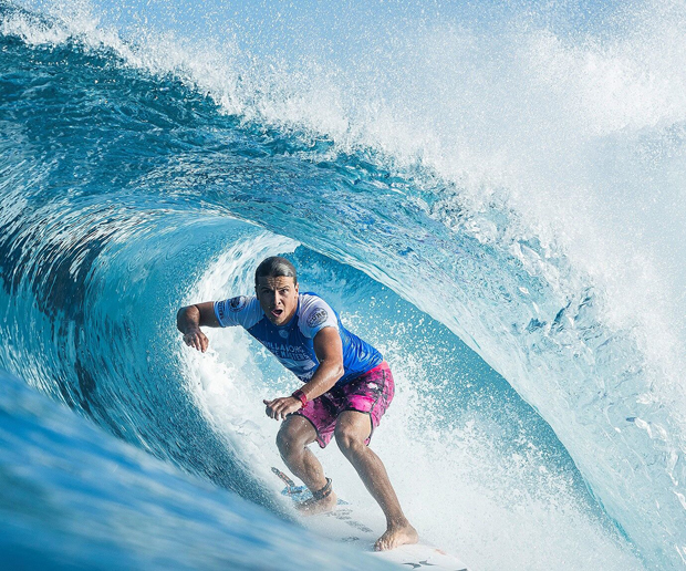 Image 2 for Julian Wilson joins the Noosa World Surfing Reserve
