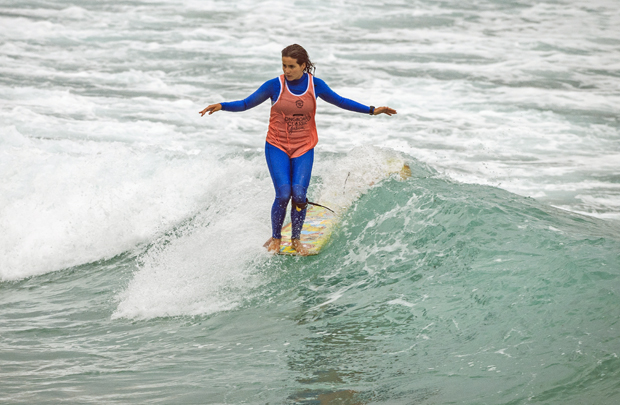 Image 2 for The Spanish leg of the 2019 World Longboard series run and won