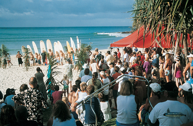 Image 1 for World Championship opportunity for amateur surfers at the Noosa Festival of Surfing