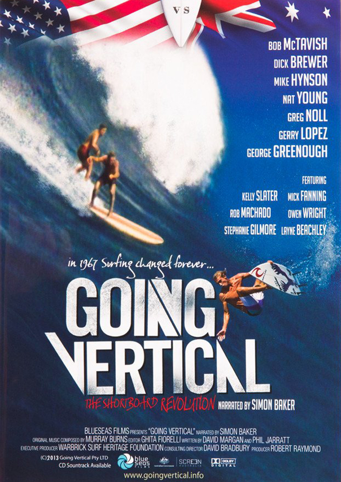 Thumbnail for Going Vertical
