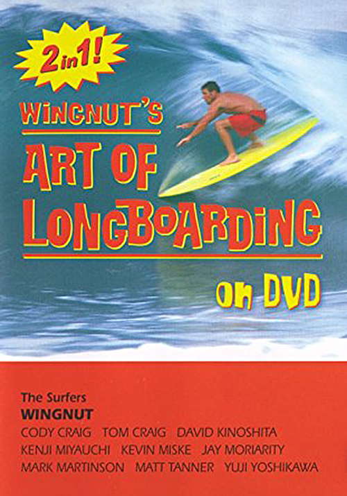 Thumbnail for Wingnuts Art of Longboarding 1 & 2