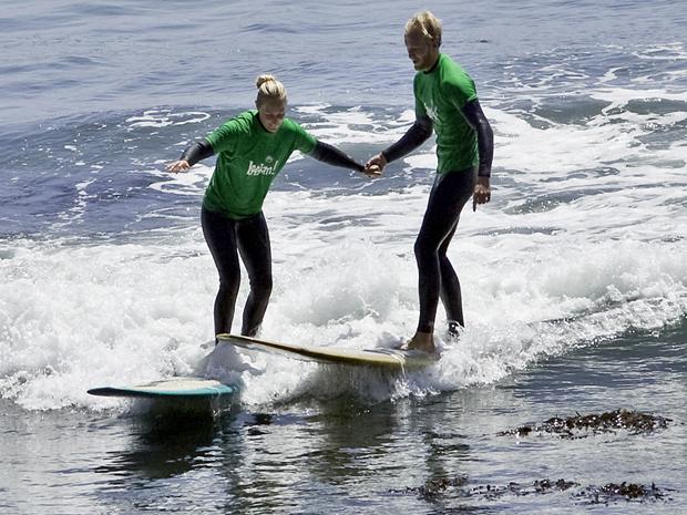 Image 1 for Big Stick Surfing Association Logjam! is back