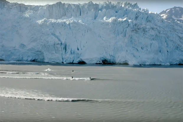 "Image 1 for Glacier surfing, Alaskan bores – exploring the ""Outer Realms of the Surf World"""