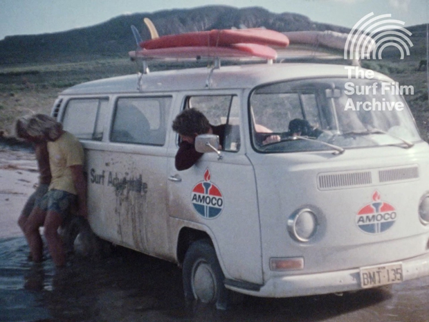 Image 4 for Finding, restoring and sharing Australia's lost surf films – check this out, from Jolyon Hoff: