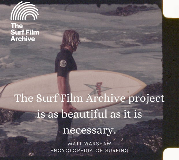 Image 5 for Finding, restoring and sharing Australia's lost surf films – check this out, from Jolyon Hoff: