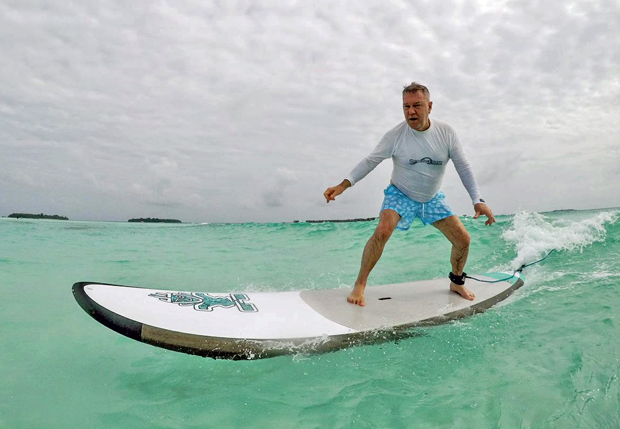 Image 4 for Kasey Chambers, Sunnyboys, Barnsey - Perfect Wave's 2020 Surf Music In Paradise Maldives!