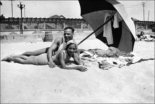 Image 1 for  Bay Street Beach & Santa Monica's African American heritage –for the National Register of Historic Places