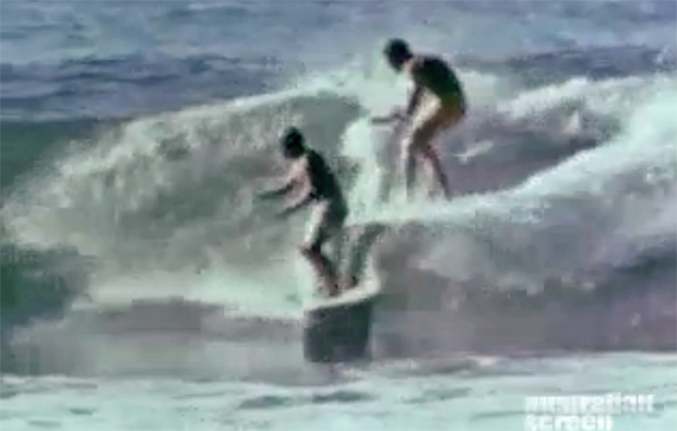 Image 1 for Time Capsule: Noosa, winter 1966 with George, Bob and Nat - from