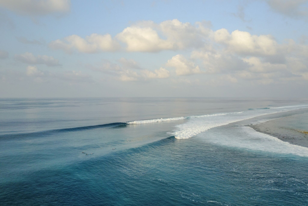 Image 1 for Fancy a surf-cruise through the Maldives with Bob McTavish?