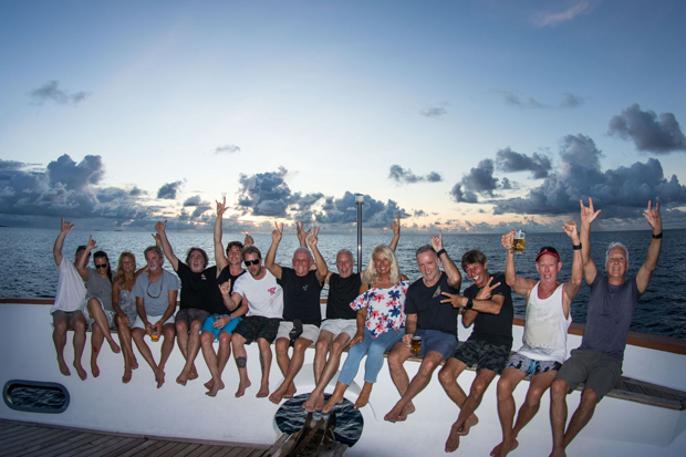 Image 2 for Fancy a surf-cruise through the Maldives with Bob McTavish?