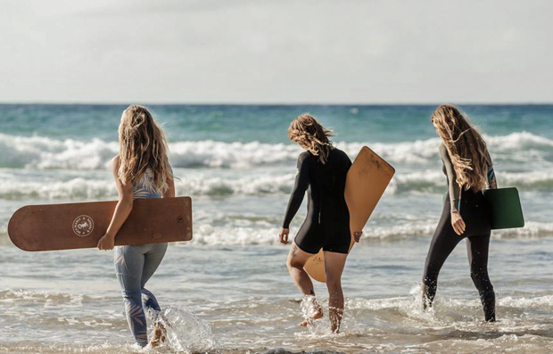 Image 3 for UK: Free wooden bodyboards in effort to stop polystyrene pollution