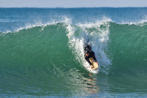 Image 4 for UK: Free wooden bodyboards in effort to stop polystyrene pollution