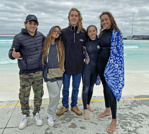 Image 2 for Netflix surf-based teen drama series to be filmed down the Great Ocean Road