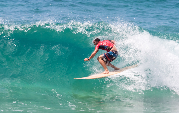 Image 1 for Newcastle's James Bros Longboard Classic – wrap & photos