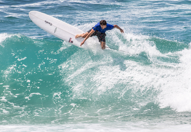 Image 2 for Newcastle's James Bros Longboard Classic – wrap & photos