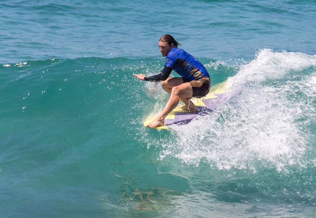 Image 3 for Newcastle's James Bros Longboard Classic – wrap & photos