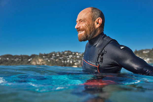 Image 2 for 100% of current WSL surfers tested have Exotosis (Surfers Ear)