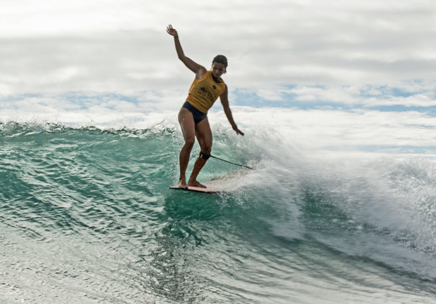 Image 1 for 20 nations head to China for the one-event ISA World Longboard Titles