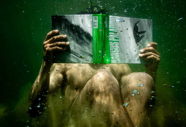 """Image 1 for 320-page coffee table book """"Cold Comfort"""" from ace surf photographer Marcus Paladino"""