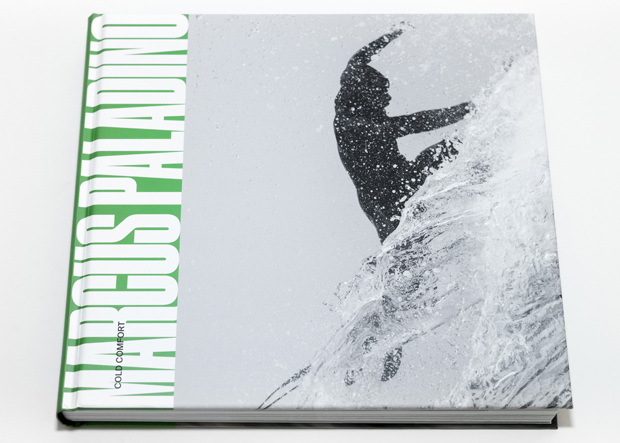 """Image 2 for 320-page coffee table book """"Cold Comfort"""" from ace surf photographer Marcus Paladino"""