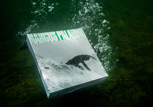 """Image 3 for 320-page coffee table book """"Cold Comfort"""" from ace surf photographer Marcus Paladino"""