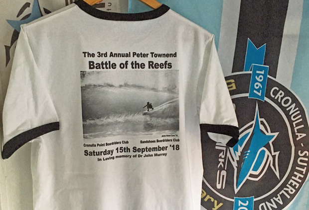 Image 1 for The Peter Townend Battle of the Reefs – Cronulla Point V Sandshoes