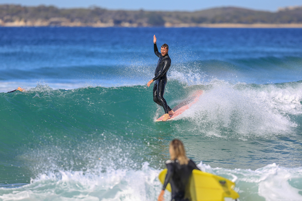 Image 2 for The Peter Townend Battle of the Reefs – Cronulla Point V Sandshoes